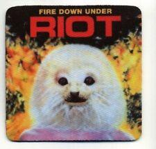 Surveillance 1987 Record Album Cover  COASTER Triumph