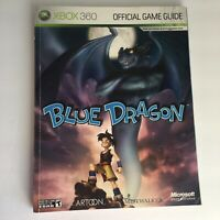 Blue Dragon Official Game Guide (Microsoft Xbox 360, 2007)