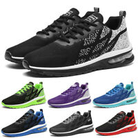 Men's Air Cushion Sneakers Fashion Athletic Outdoor Sports Running Shoes Casual