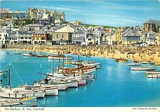 B87612 the harbour st ives cornwall ship bateaux  uk