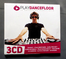 CD AUDIO INT /PLAYDANCEFLOOR COMPILATION LM MUSIC 296.A185.125