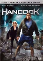 HANCOCK (TWO-DISC UNRATED SPECIAL EDITION) (DVD)