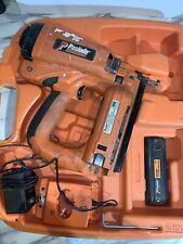 paslode cordless 16-gauge finish nailer