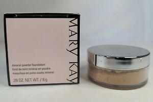 NOS MARY KAY Mineral Powder Foundation Beige 0.5 - 040986  See Pictures