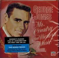 Mr. Country and Western Music by George Jones (CD, Mar-2011, Time/Life Music)