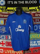 4/5 Everton adults XXL 2005 football shirt jersey trikot soccer