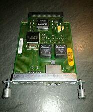 WIC-1B-S/T CISCO 1 PORT ISDN Scheda rete