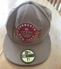 New Era 59/50 Fitted Producto de New York Cigar Label Hat, 7 5/8