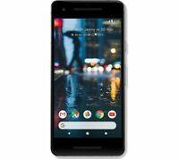 Google Pixel 2 64GB 4GB RAM Unlocked Android Smartphone Just Black - Pristine
