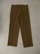 ^ US WWII Uniformhose  Original Sommerhose Army