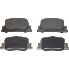 Disc Brake Pad Set-ThermoQuiet Disc Brake Pad Rear Wagner MX835