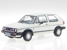 VW Golf 2 GTI alpin weiss RHD Modellauto 13605 Vanguards 1:43