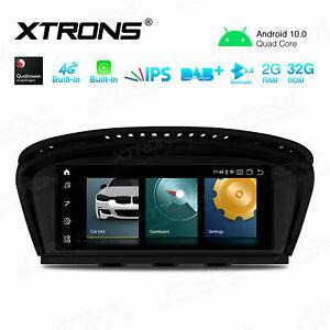 """8.8"""" Android 10 Car GPS Nav Stereo Car Play For BMW 3 5 E90 E60 E61 E63 E64 CCC"""