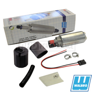 GENUINE WALBRO In-Tank Fuel Pump Kit (255LPH) For Suzuki Swift 1.6 Gti 2005 >