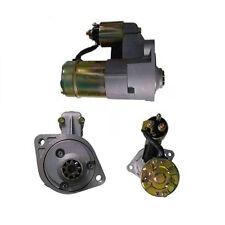 Si adatta OPEL CORSA B 1.5 D Motore di Avviamento 1995-1998 - 15310UK