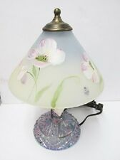 """Fenton Accent Lamp 6304HP-PL 12-1/2"""" Tall * by P. Lauderman (Pam) MINT BRAND NEW"""