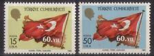 TURKEY 1983 60TH ANNIV. OF THE REPUBLIC - FLAG MNH C1475