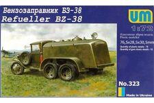 UNIMODELS 323 1/72 Refueller BZ-38