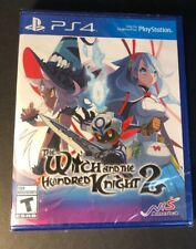 The Witch and the Hundred Knight 2 (PS4) NEW