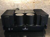 Mint Mitsubishi DA-A15DC Dual Monaural Construction Stereo Power Amplifier