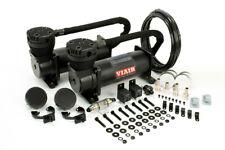 Viair 480C Dual Pack Black Air Ride Bag Suspension Compressor 200 PSI - 48042