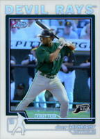 2004 Topps Chrome Traded Refractors #T119 Joey Gathright FY - NM-MT
