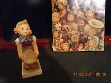 "Hummel Goebel Vintage  Figurines # 73 Little Helper Girl 4 1/4""  TMK 3  # 3"