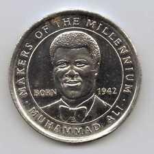 GB - Muhammad Ali Sainsburys Makers of the Millennium Medal - 27mm