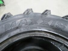 EB669 2013 13 POLARIS RZR 800 S SET OF 4 MAXXIS MUD BUG TIRES 27X10-12