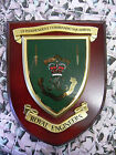 Regimental Plaque / Shield - 59 Independent Commando Squadron RE Royal Engineers