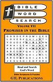 Bible Word Search Puzzles, Vol. VII : Promises in the Bible (by Akili Kumasi)