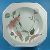 Mikasa SILK FLOWERS Rimmed Soup Bowl (s) F3003 Continental