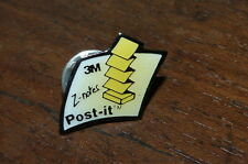 POST IT - 3M - Z NOTES - Pin's / Pins !!!