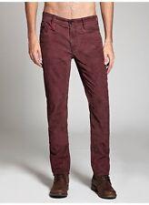 Guess Alameda Slim Tapered Jackson Corduroy Pants Size 29