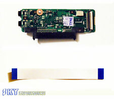 DELL VOSTRO V13 V13TL HDD Conector Audio Board w Cable DDWP3 0DDWP3 6050A2301601