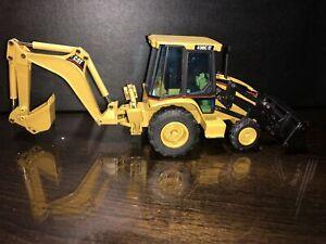 Caterpillar Cat 436C IT Backhoe Loader - NZG 1:50 Scale #429/ 430 1997 Germany