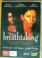 Breathtaking DVD Joanne Whalley Lorraine Pilkington - 2000 TV B-GRADE THRILLER