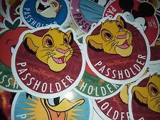 Disney Passholder Magnet Simba copy