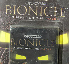 Sealed*Lego Technic BIONICLE Trading Card Game Booster Pack Quest For The Masks!
