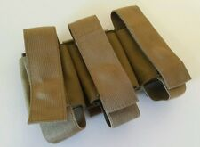 Blackhawk Triple Magazine Pouch! Mint Condition! Coyote Tan. Tactical MOLLE NSW