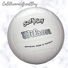 Wilson Soft Play Volleyball Outdoor Indoor Family Games