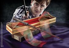BACCHETTA Magica HARRY POTTER Box OLIVANDER Original NOBLE COLLECTION Wand NEW