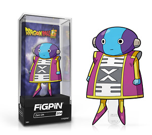 FiGPiN Galactic Toys Exclusive Zen-oh Collectible Pin