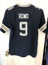Tony Romo Dallas Cowboys Nike Youth Jersey Size Large