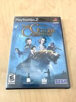 The Golden Compass Playstation 2 PS2 New Factory Sealed Rare Game