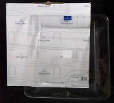 Villeroy & and Boch MODERN GRACE - NEW large square buffet plate 315mm