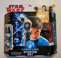STAR WARS Force Link Starter Set Including Kylo Ren Action Figure, New By Hasbro