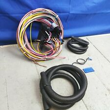 Wire Harness Fuse Block Upgrade Kit for 1940 Ford Deluxe street rod rat rod