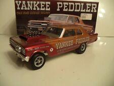 SUPER CAR GMP YANKEE PEDDLER DODGE SEDAN CORONET 1965 1/18TH SCALE   IN  BOX