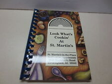 Look What's Cooking at St. Martin's in the Pines Birmingham Alabama cookbook